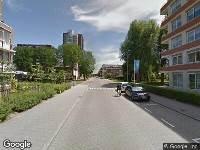 Brandweer naar Sliedrechtstraat in Rotterdam vanwege verkeersongeval