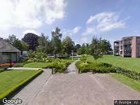 Brandweer naar Pastoriekamp in Burgum vanwege een liftopsluiting