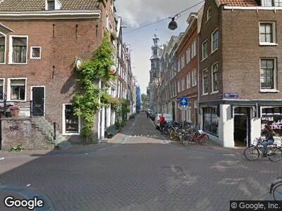 Politie naar Eerste Bloemdwarsstraat in Amsterdam vanwege letsel