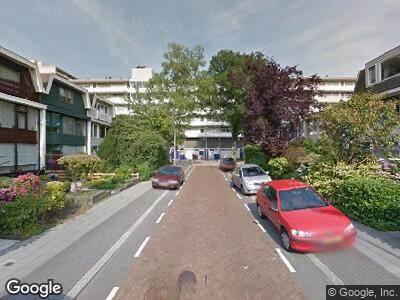 Ambulance naar Urkerstraat in Amstelveen