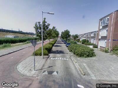Ambulance naar Schaikstraat in Amsterdam