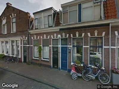 Ambulance naar Brouwersstraat in Haarlem