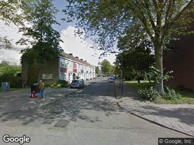 Ambulance naar Stresemannlaan in Haarlem
