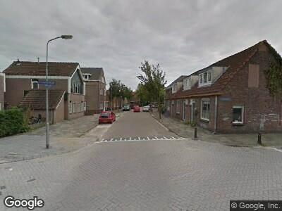 Ambulance naar Zuiderkerkstraat in Koog aan de Zaan