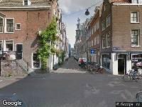 112 melding Politie naar Eerste Bloemdwarsstraat in Amsterdam vanwege letsel
