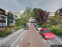 112 melding Ambulance naar Urkerstraat in Amstelveen