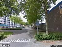 Ambulance naar Perosistraat in Tilburg