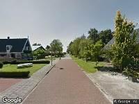 112 melding Ambulance naar Schulpweg in Nieuwe Niedorp
