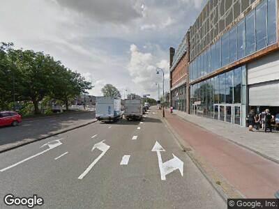 Ambulance naar Zijlsingel in Haarlem