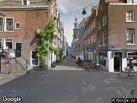 112 melding Ambulance naar Eerste Bloemdwarsstraat in Amsterdam