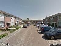 112 melding Ambulance naar Meerstraat in Breda