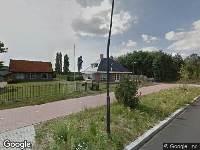 112 melding Besteld ambulance vervoer naar Nistelrodeseweg in Uden