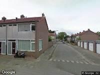 Ambulance naar Kruizemuntweg in Tilburg