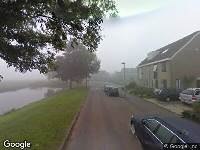 112 melding Brandweer naar Jeltje de Bosch Kemperstraat in Alphen aan den Rijn vanwege afhijsen patient