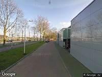 112 melding Ambulance naar Gombertstraat in Tilburg