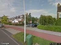 112 melding Besteld ambulance vervoer naar Vondellaan in Leiden