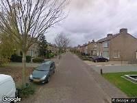 112 melding Ambulance naar Boekweitstraat in Nistelrode