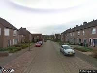 112 melding Ambulance naar Vatenstraat in Nistelrode
