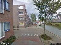 112 melding Brandweer naar Turfsingel in Gouda vanwege afhijsen patient
