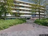 112 melding Ambulance naar Herculesweg in Delft