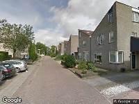 112 melding Brandweer naar Van Hemertmarke in Zwolle