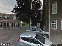 112 melding Ambulance naar Raadhuisplein in Nistelrode
