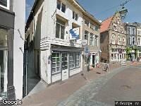 112 melding Ambulance naar Haagdijk in Breda