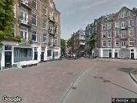 Besteld ambulance vervoer naar Staringplein in Amsterdam