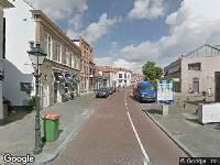 112 melding Ambulance naar Ginnekenweg in Breda