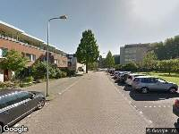 112 melding Ambulance naar Henriette Ronnerstraat in Tilburg