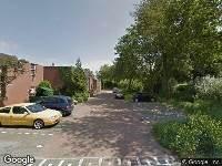 112 melding Brandweer naar Cantharel in Alphen aan den Rijn
