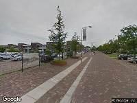Politie naar Havenstraat in Huizen vanwege letsel