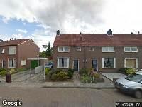 112 melding Ambulance naar Prinses Wilhelminastraat in Koudekerk aan den Rijn