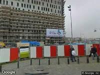 Besteld ambulance vervoer naar Albert Schweitzerplaats in Dordrecht