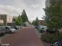 112 melding Brandweer naar Diamantlaan in Leiden vanwege brand