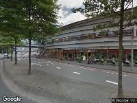 Ambulance naar Kleine Beer in Rotterdam
