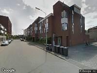 112 melding Ambulance naar Leuvenaarstraat in Breda