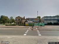 112 melding Ambulance naar Koninginneweg in Zwijndrecht