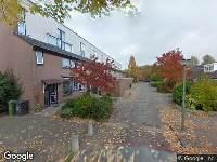 112 melding Ambulance naar Walenburg in Dordrecht