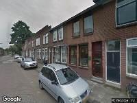 112 melding Brandweer naar Lethmaetstraat in Gouda vanwege een buitenbrand