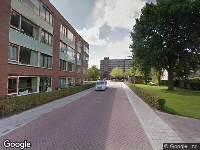 112 melding Besteld ambulance vervoer naar IJsvogelplein in Zwijndrecht