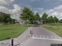 Brandweer naar Willem Dreesstraat in Zutphen