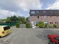 112 melding Ambulance naar Hillekensacker in Nijmegen