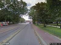 112 melding Ambulance naar Frederik Hendrikplantsoen in Amsterdam