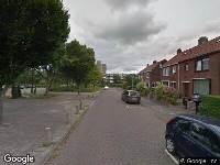 112 melding Traumahelikopter naar Sportlaan in Vlaardingen