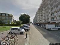 112 melding Ambulance naar Sint-Janshaven in Rotterdam