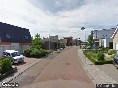 Ambulance naar Sicco Mansholtstraat in Herten