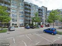 Ambulance naar Mombassaplaats in Rotterdam