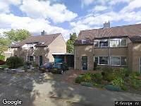 112 melding Ambulance naar Graafschap Hornelaan in Budel