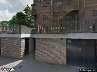 112 melding Brandweer naar Albert van Dalsumlaan in Utrecht
